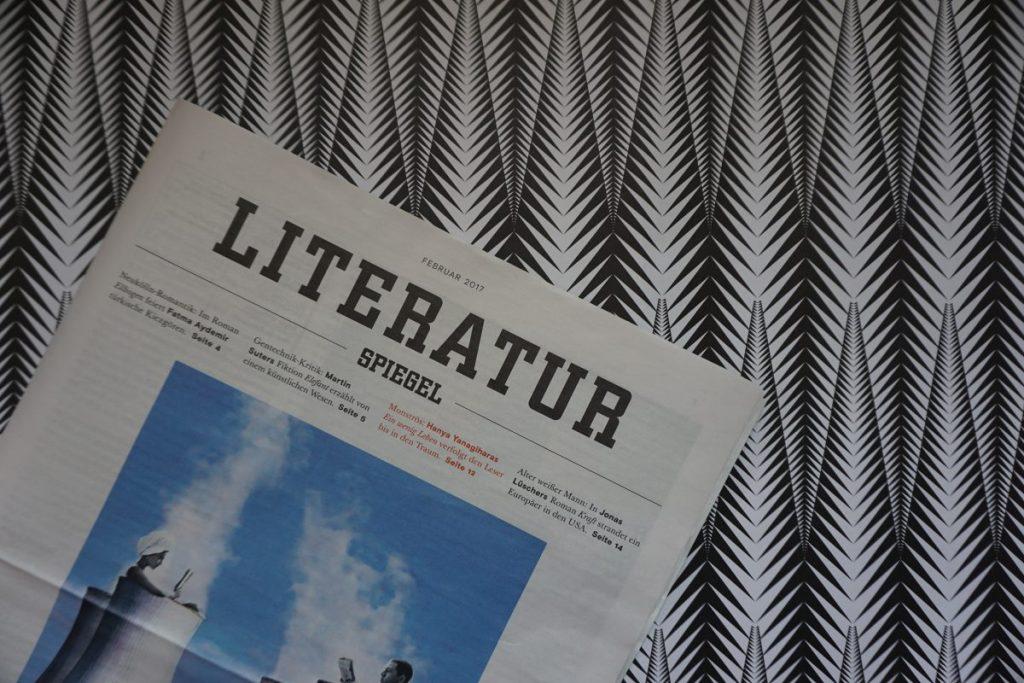 Der Literatur-SPIEGEL im Februar 2017 – Meine Highlights