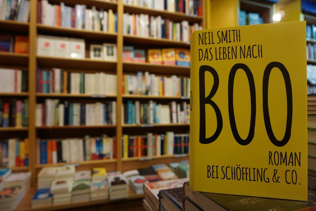 """Neil Smith: """"Das Leben nach Boo"""""""