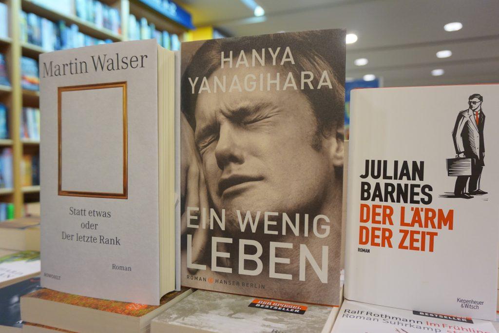 Das Literarische Quartett – Die Bücher der Sendung vom 3.März 2017