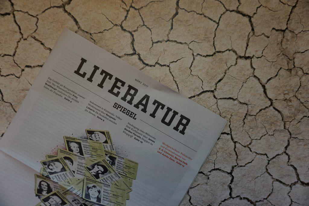 Der Literatur-Spiegel im März 2017 – Meine Highlights