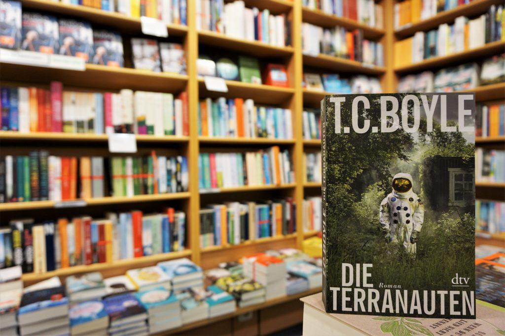 """T.C. Boyle: """"Die Terranauten"""""""