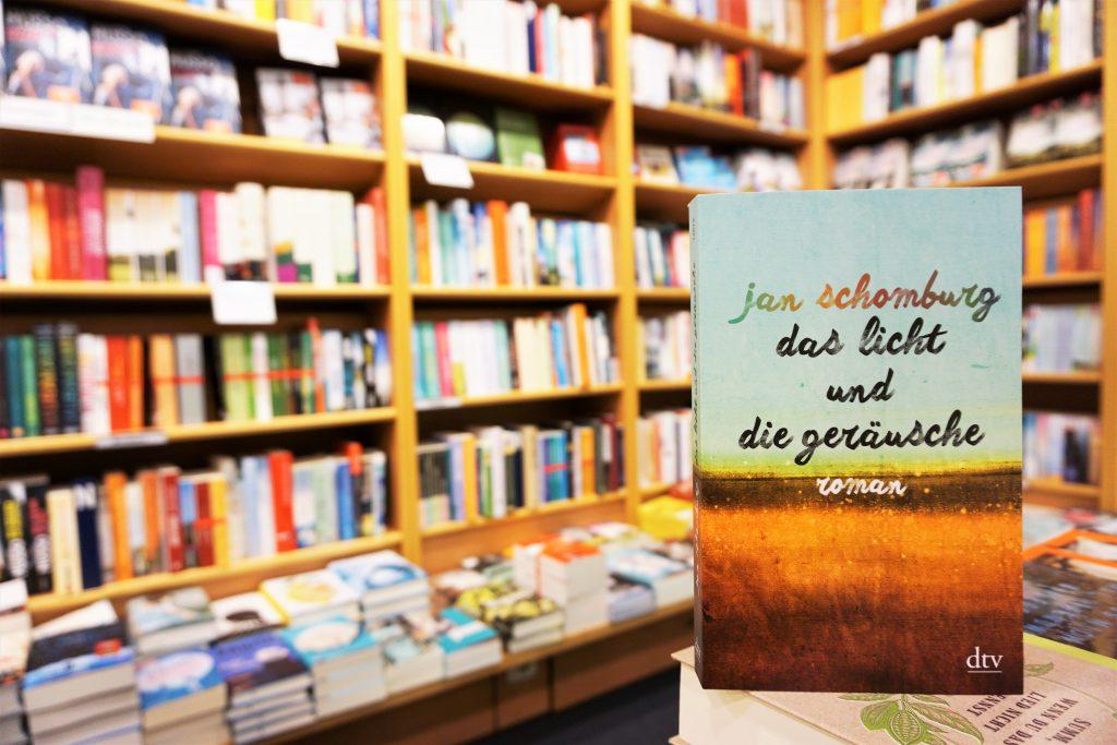 """Jan Schomburg: """"Das Licht und die Geräusche"""""""