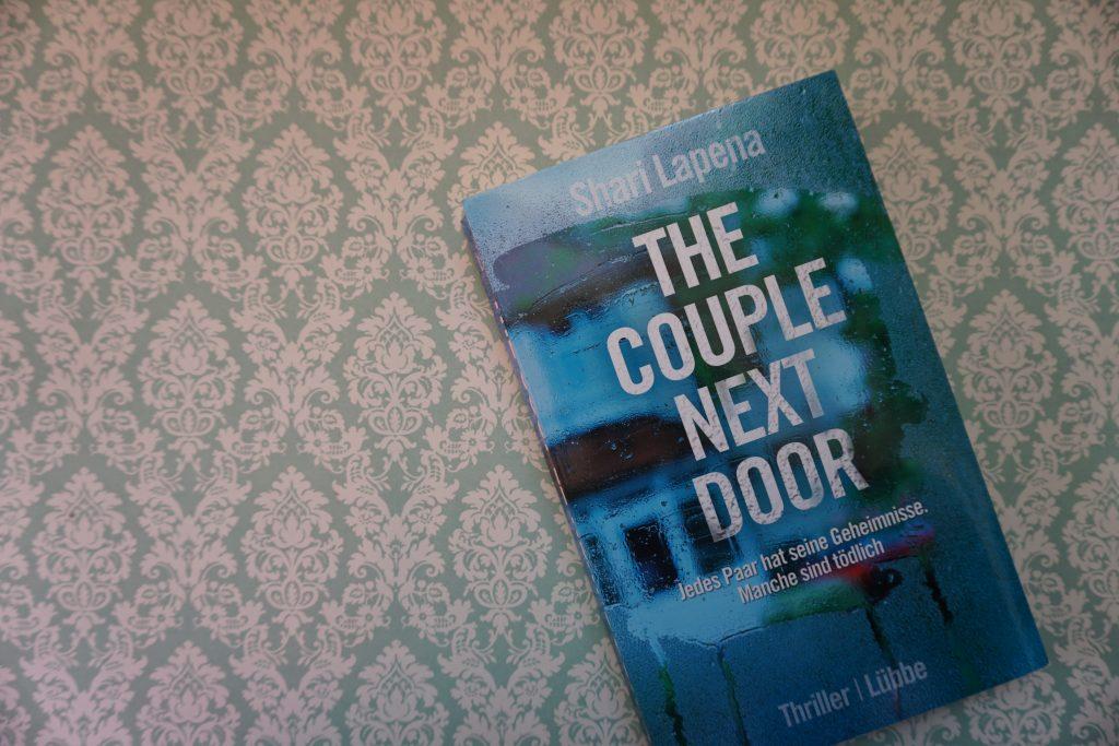 "Shari Lapena: ""The Couple Next Door"""