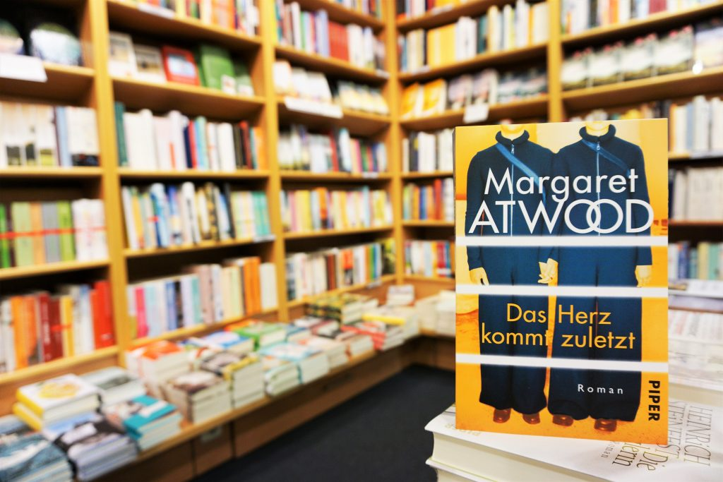 Rezension - Margaret Atwood: \