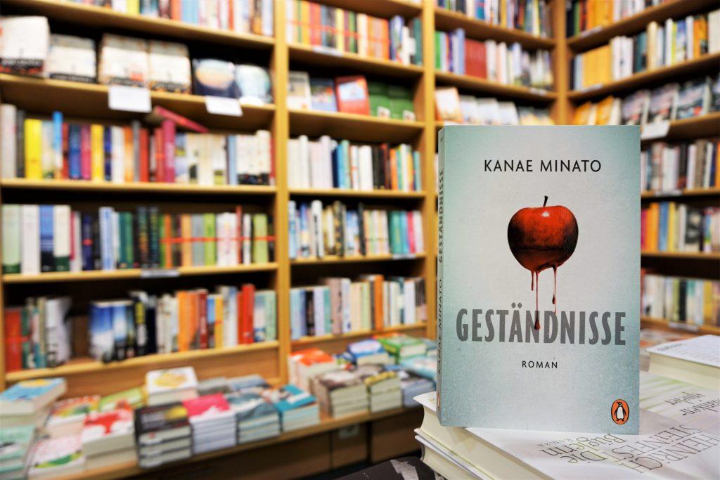 "Kanae Minato: ""Geständnisse"""
