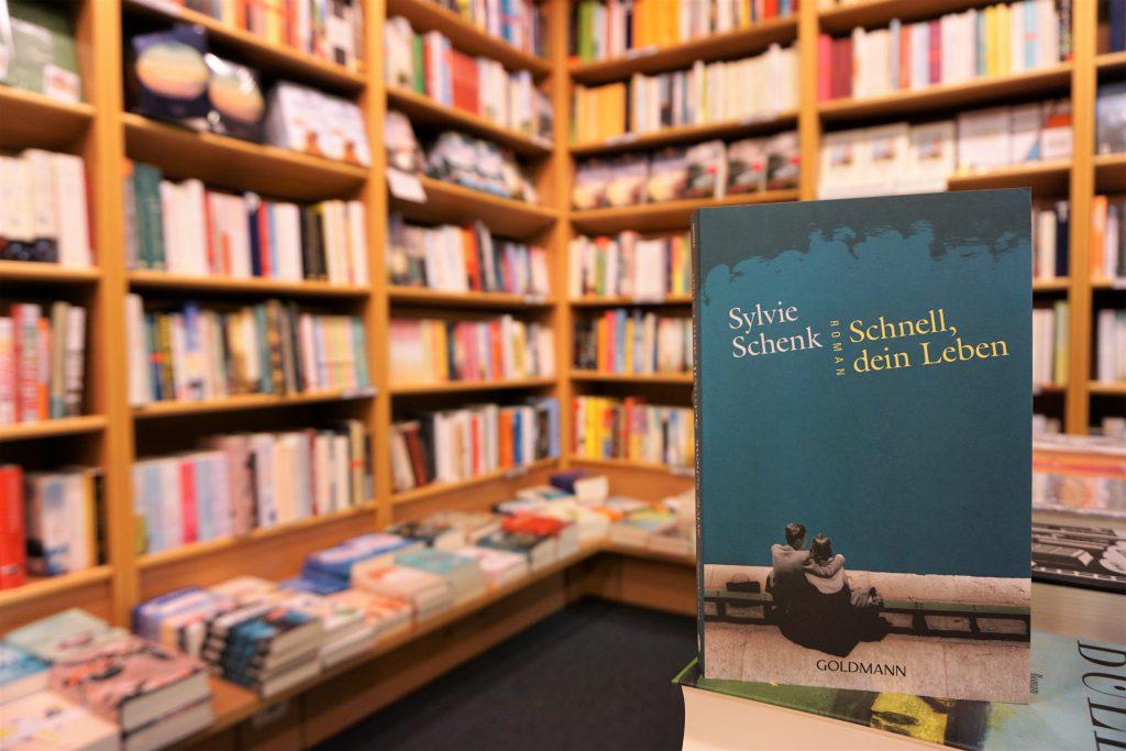 """Sylvie Schenk: """"Schnell, dein Leben"""""""