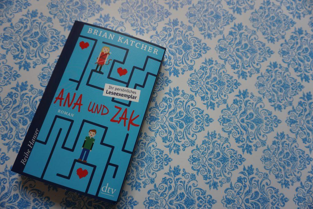 """Brian Katcher: """"Ana und Zak"""""""