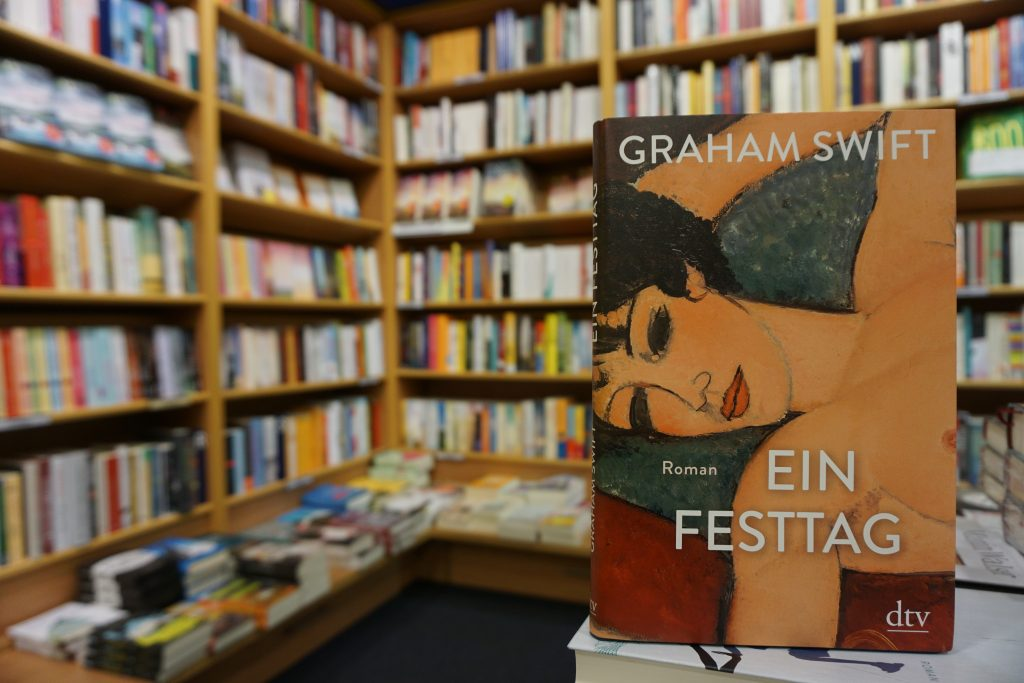 "Graham Swift: ""Ein Festtag"""