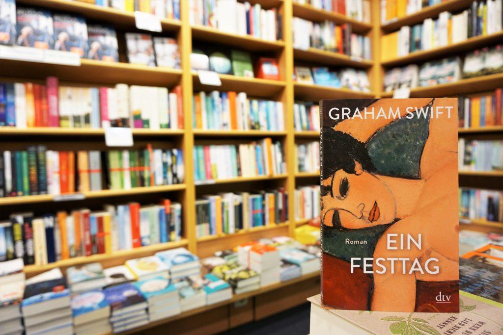 """Graham Swift: """"Ein Festtag"""""""