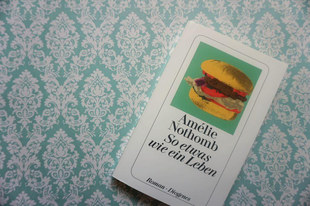 """Amélie Nothomb: """"So etwas wie ein Leben"""""""