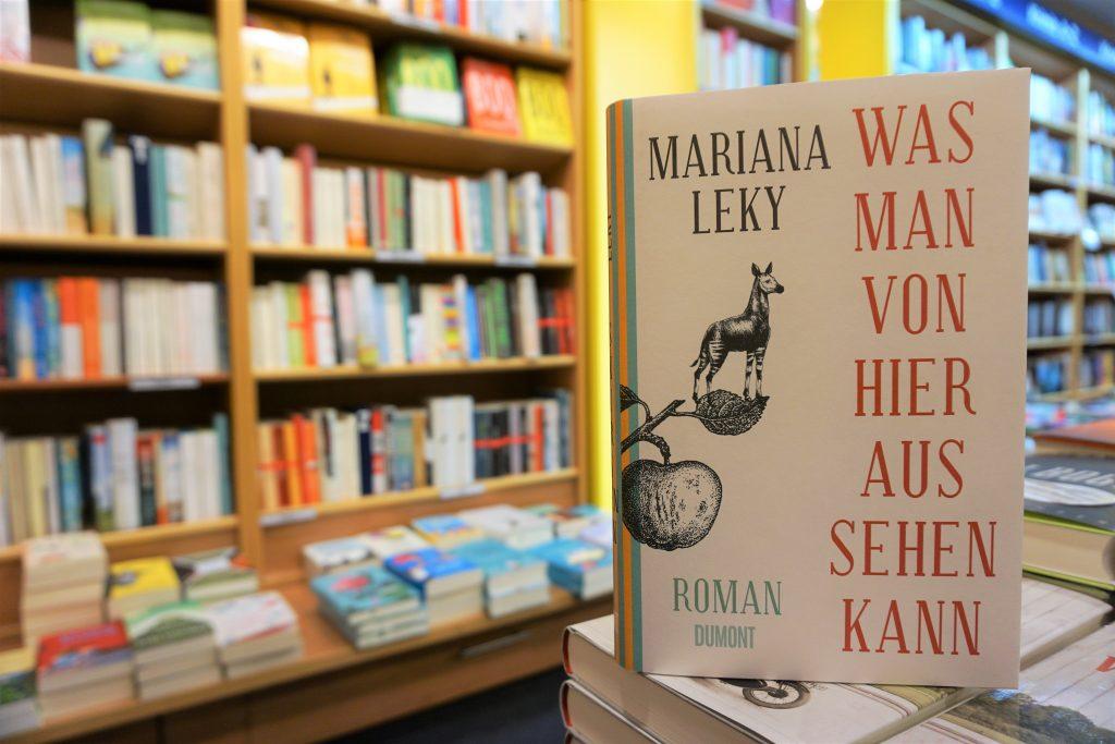 """Mariana Leky: """"Was man von hier aus sehen kann"""""""