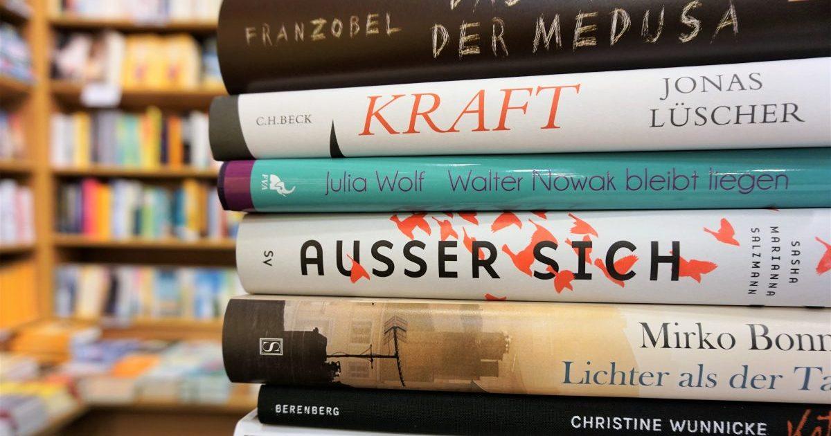 Deutscher Buchpreis 2021 Longlist