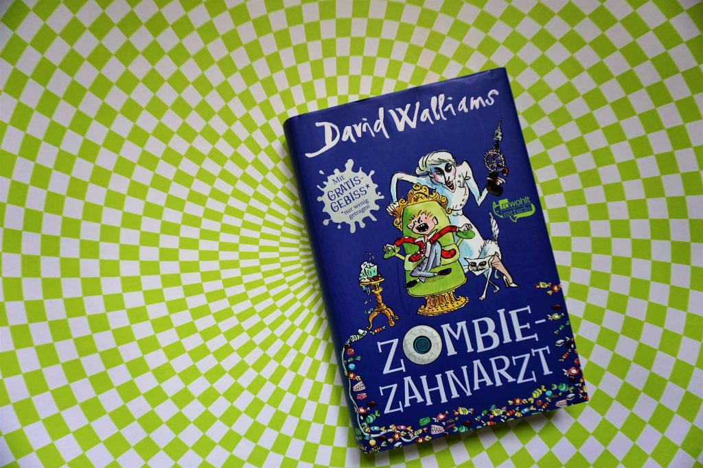 "David Walliams: ""Zombie – Zahnarzt"""