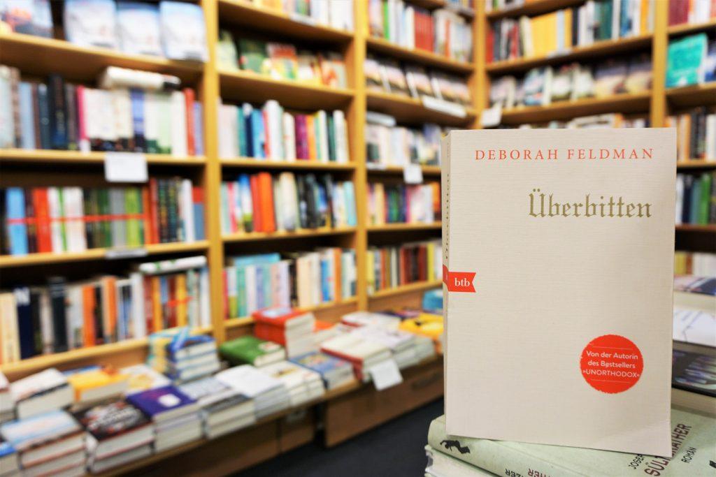 """Deborah Feldman: """"Überbitten"""""""