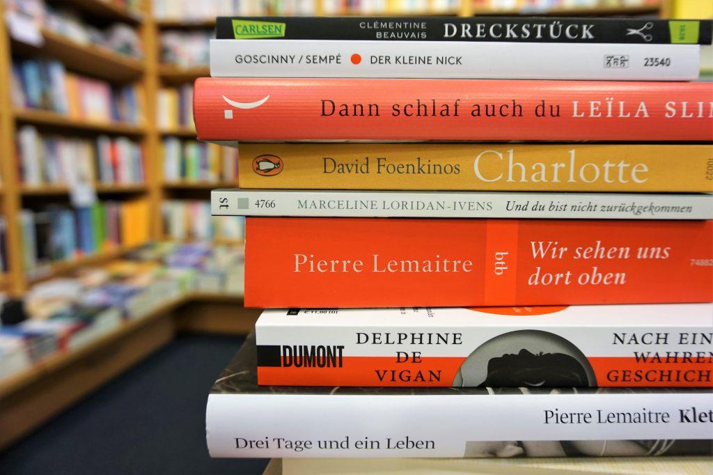 Frankfurter Buchmesse 2017: Gastland Frankreich – Meine Franzosen
