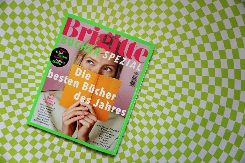 """Brigitte """"Bücher-Spezial"""": Die besten Bücher des Jahres 2017 – Meine Highlights"""
