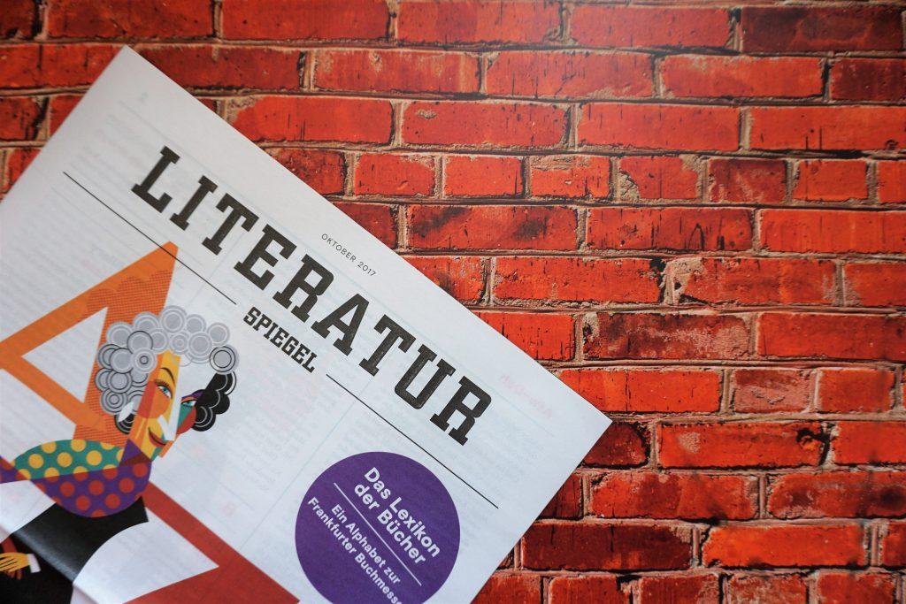 Der Literatur-Spiegel zur Frankfurter Buchmesse 2017 – Meine Highlights