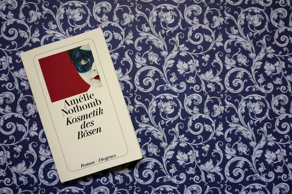 """Amélie Nothomb: """"Kosmetik des Bösen"""""""