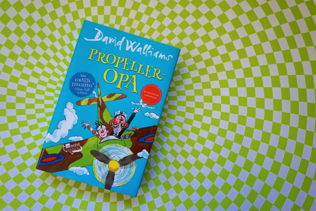 "David Walliams: ""Propeller – Opa"""