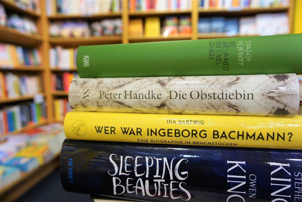 Das Literarische Quartett: Die Bücher der Sendung am 8. Dezember 2017