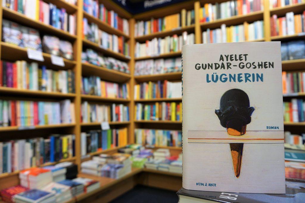 "Ayelet Gundar-Goshen: ""Lügnerin"""