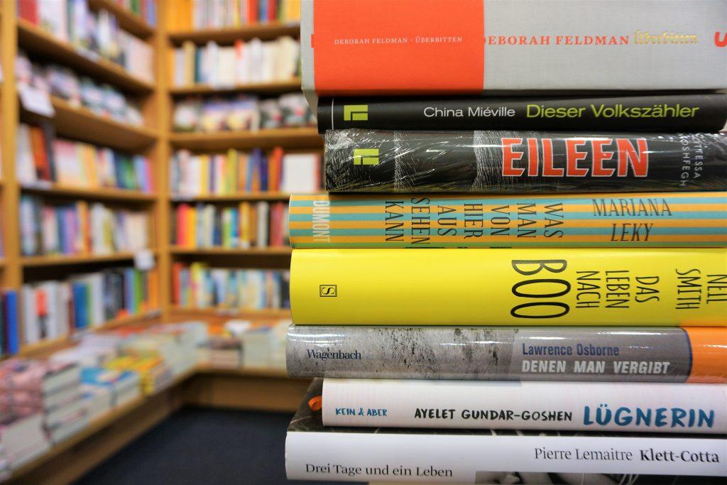Die besten Romane des Jahres 2017