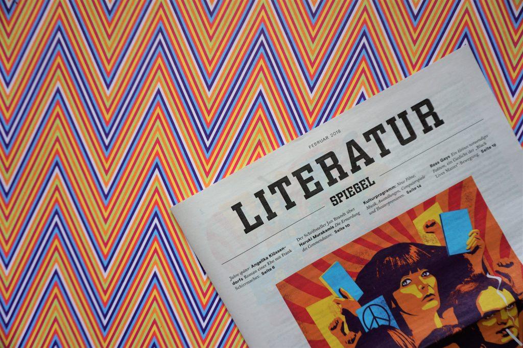 Der Literatur-Spiegel im Februar 2018 – Meine Highlights