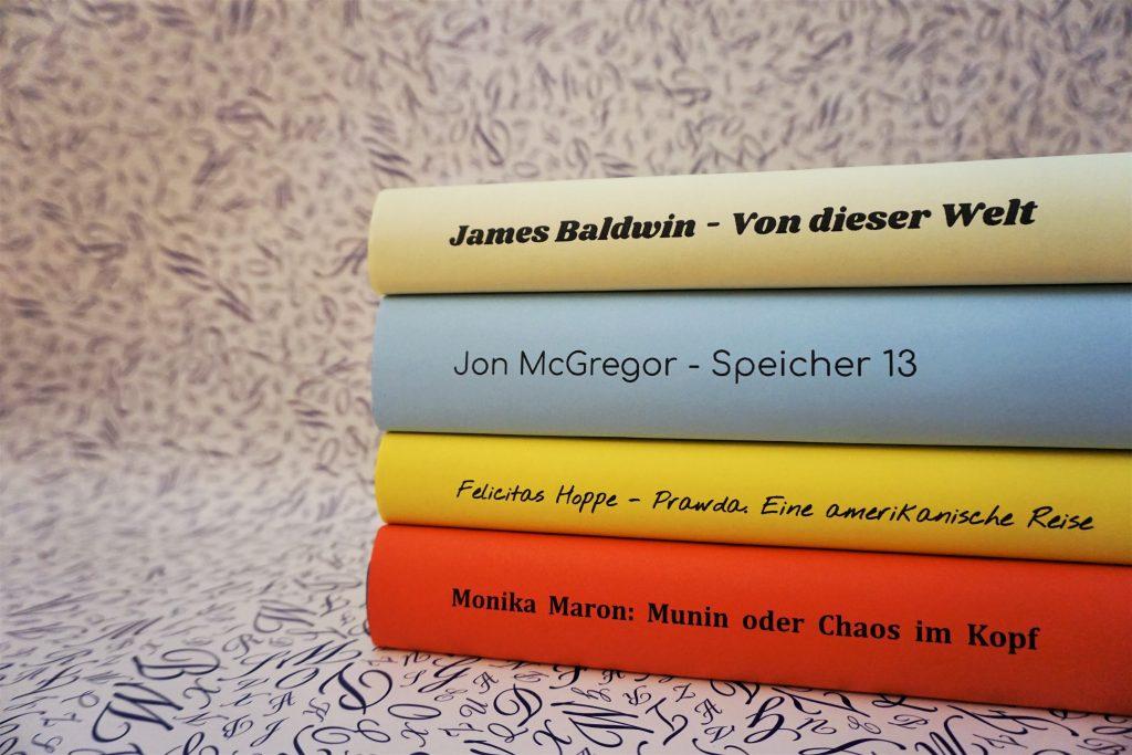 Das Literarische Quartett: Die Bücher der Sendung am 2. März 2018