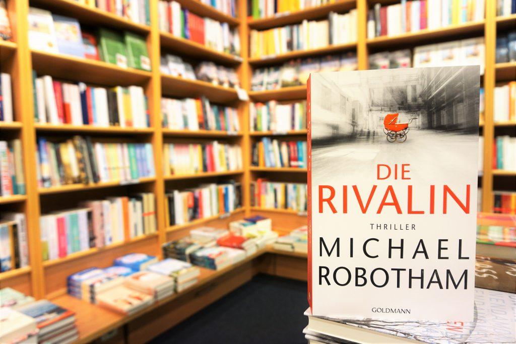 "Michael Robotham: ""Die Rivalin"""