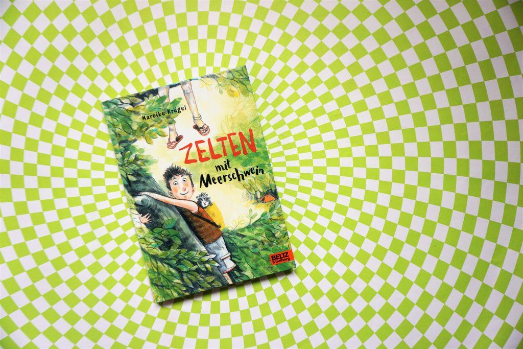 """Mareike Krügel: """"Zelten mit Meerschwein"""""""