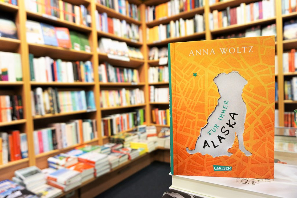 """Anna Woltz: """"Für immer Alaska"""""""