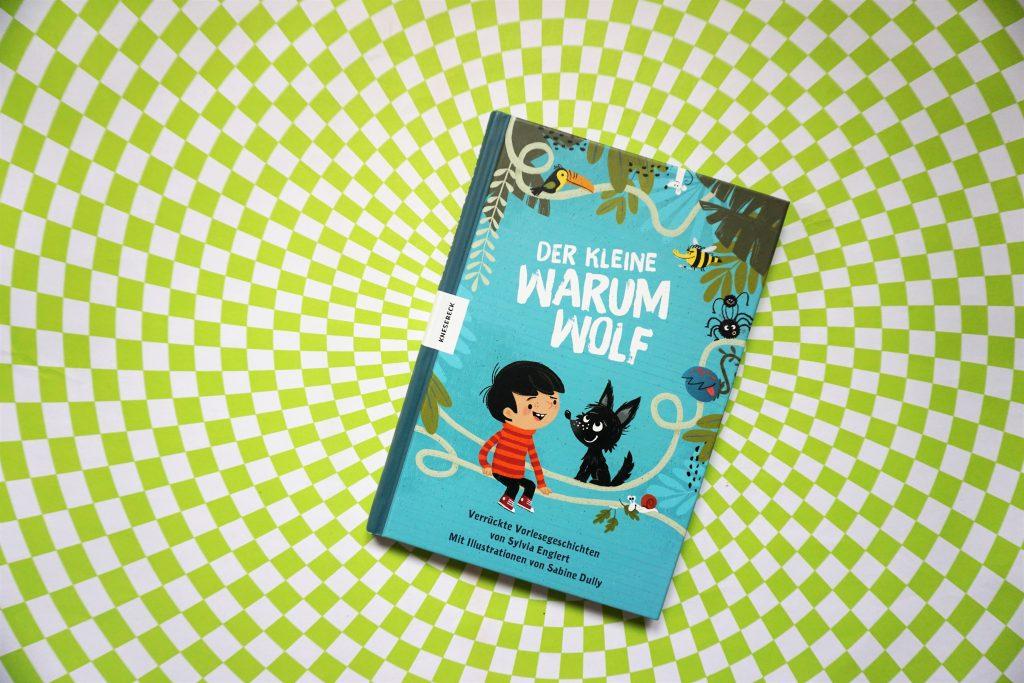 """Sylvia Englert: """"Der kleine Warumwolf"""""""