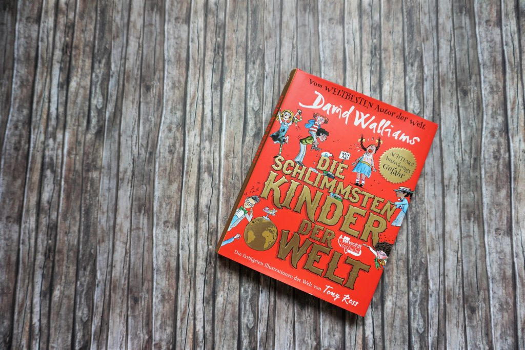 "David Walliams: ""Die schlimmsten Kinder der Welt"""