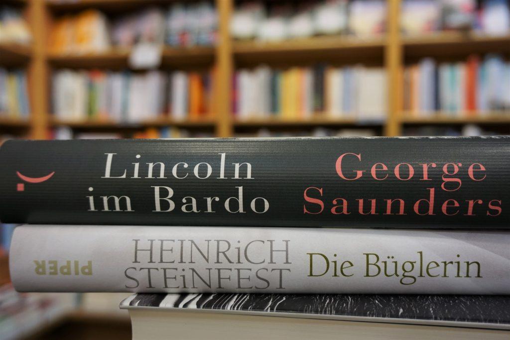 Das Literarische Quartett: Die Bücher der Sendung am 22.Juni 2018