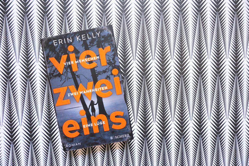 """Erin Kelly: """"Vier. Zwei. Eins."""""""