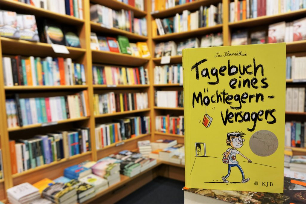 """Luc Blanvillain: """"Tagebuch eines Möchtegern-Versagers"""""""