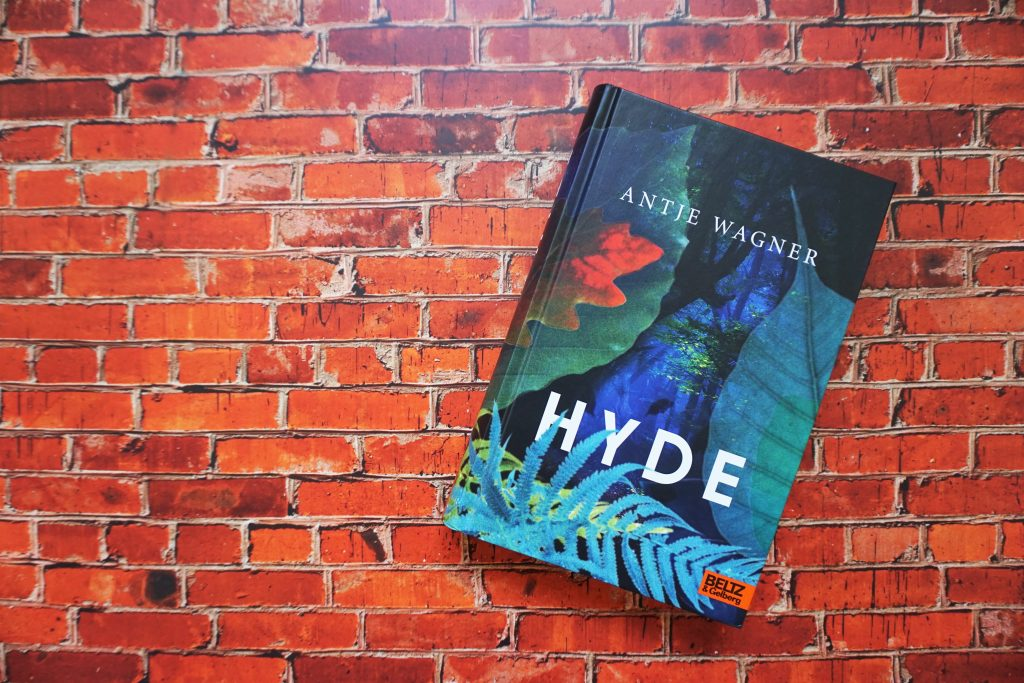 "Antje Wagner: ""Hyde"""