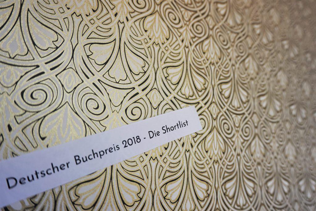 Deutscher Buchpreis 2018: Die Shortlist – Eine Rezensionsübersicht