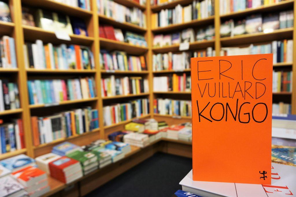 """Éric Vuillard: """"Kongo"""""""