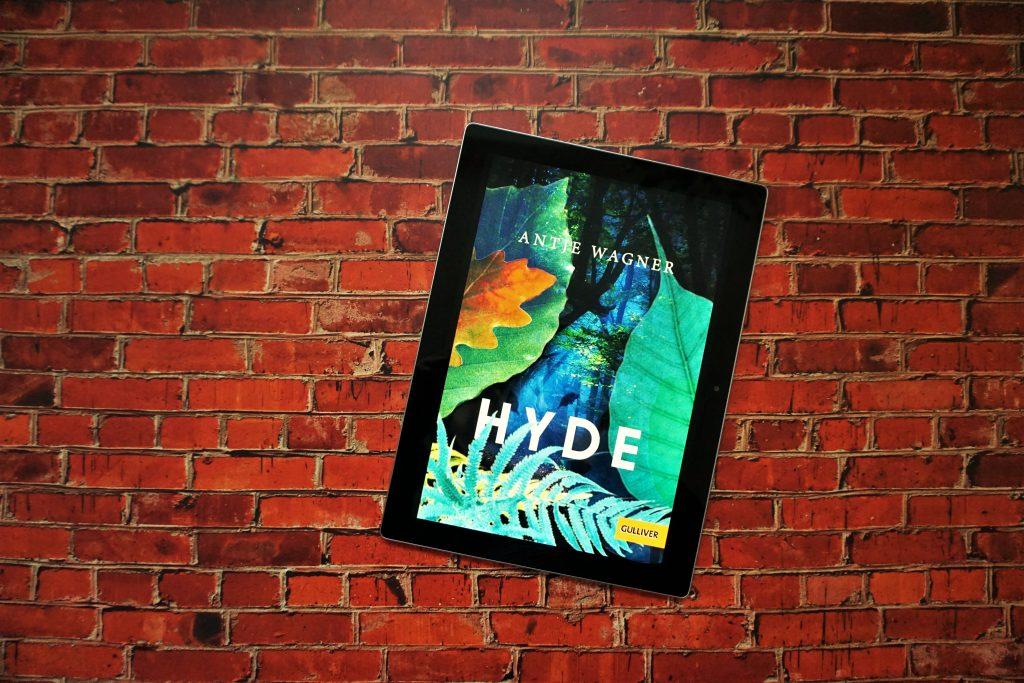 "Antje Wagner: ""Hyde"""