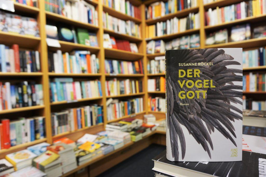 """Susanne Röckel: """"Der Vogelgott"""""""