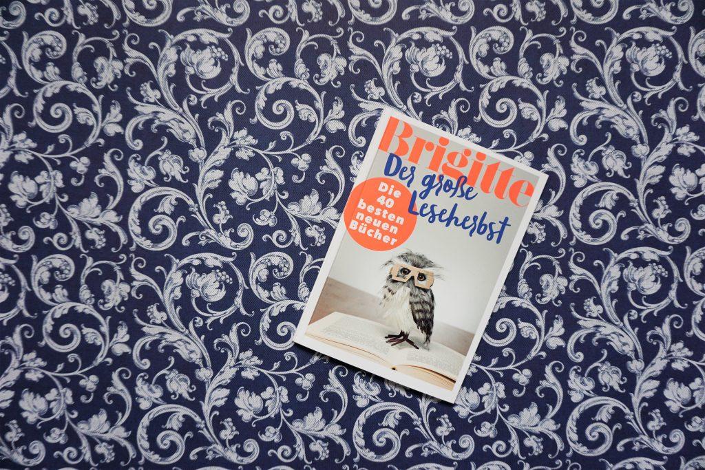 Brigitte Lesetipps: Der große Leseherbst 2018 – Die besten neuen Bücher