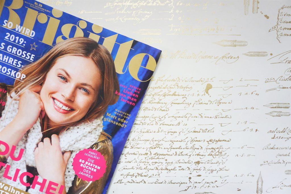 """Brigitte """"Bücher-Spezial"""": Die besten Bücher des Jahres 2018 – Meine Highlights"""