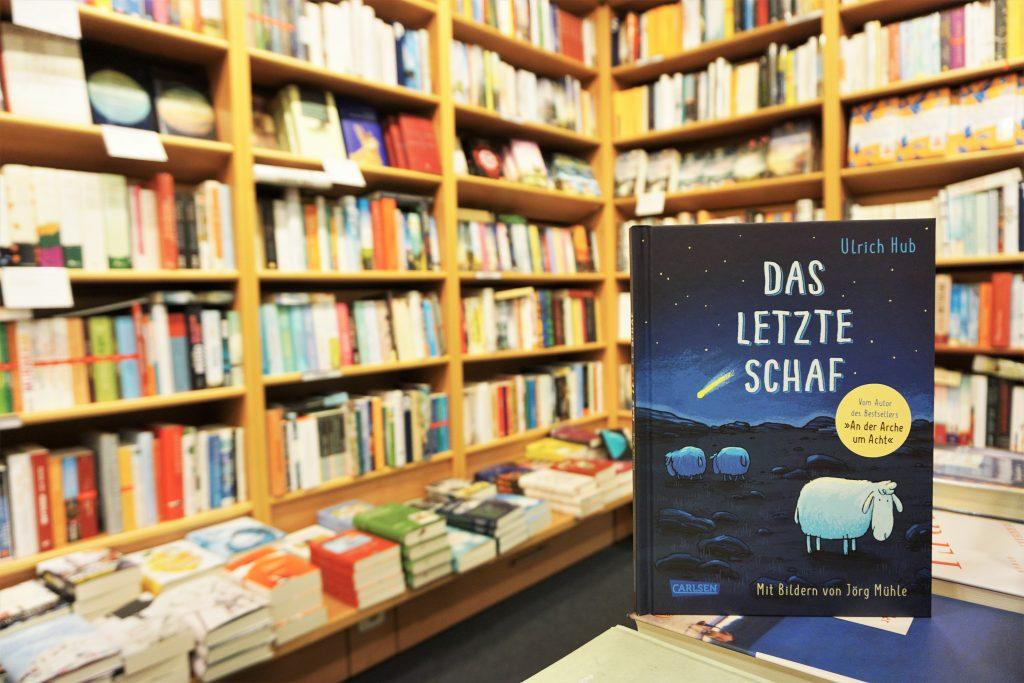 """Ulrich Hub: """"Das letzte Schaf"""""""