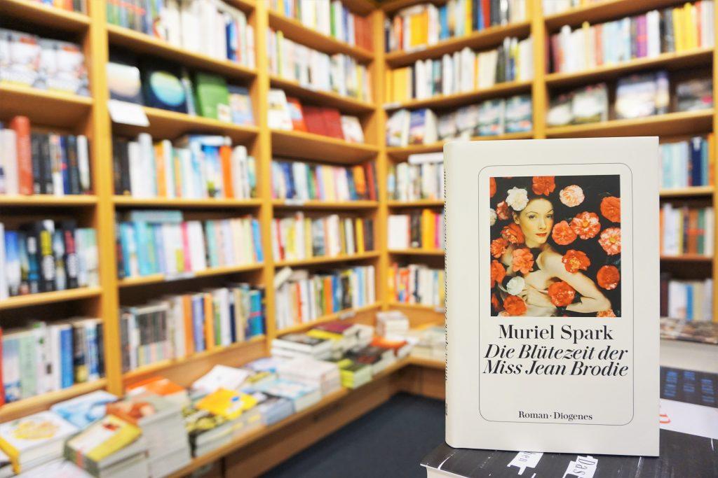 """Muriel Spark: """"Die Blütezeit der Miss Jean Brodie"""""""