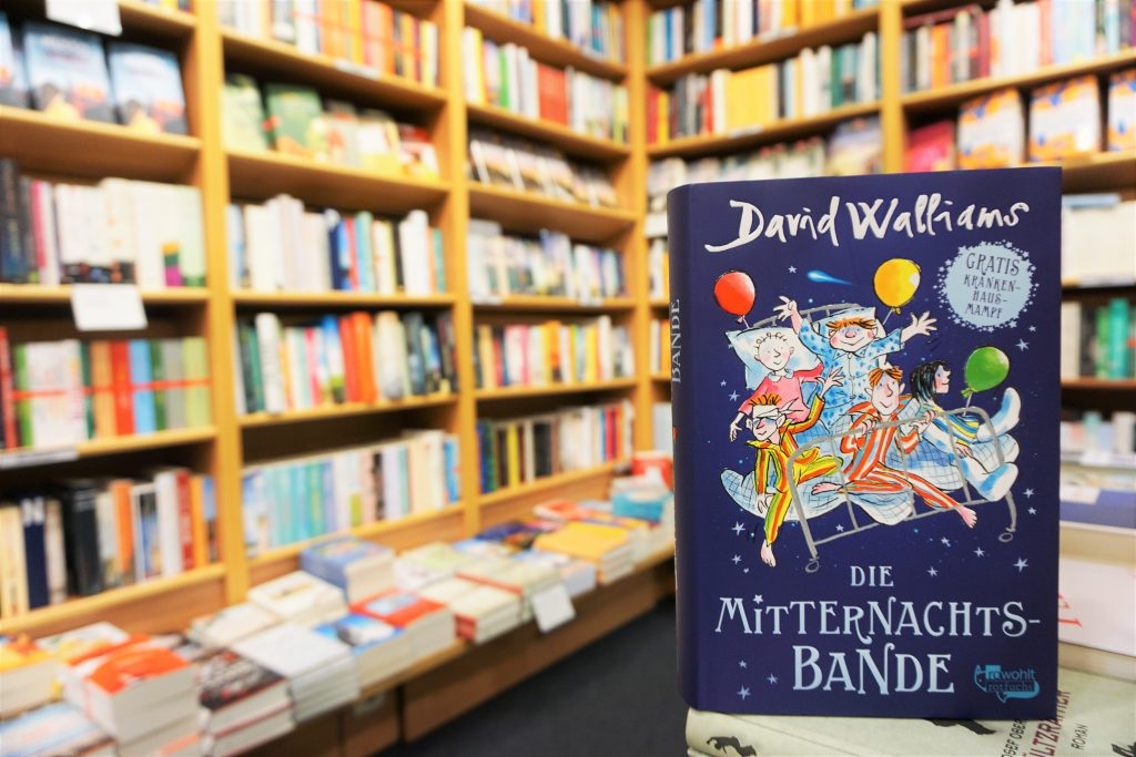 "David Walliams: ""Die Mitternachtsbande"""