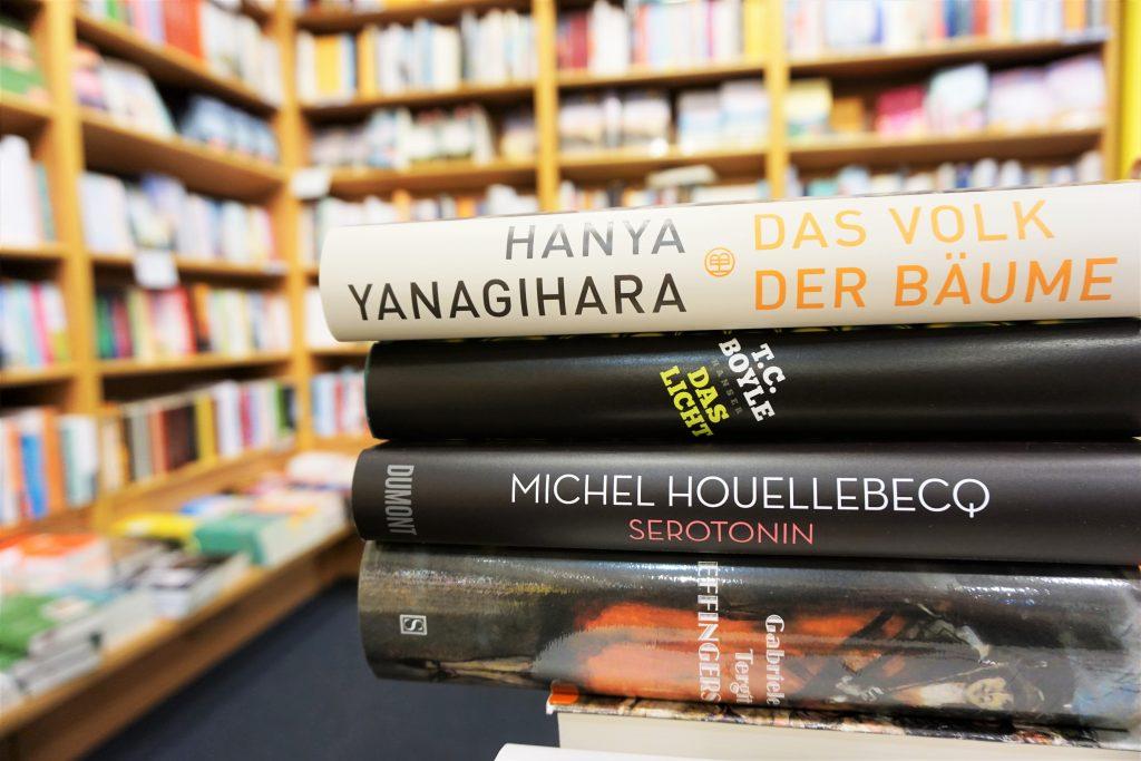 Das Literarische Quartett: Die Bücher der Sendung am 1. März 2019