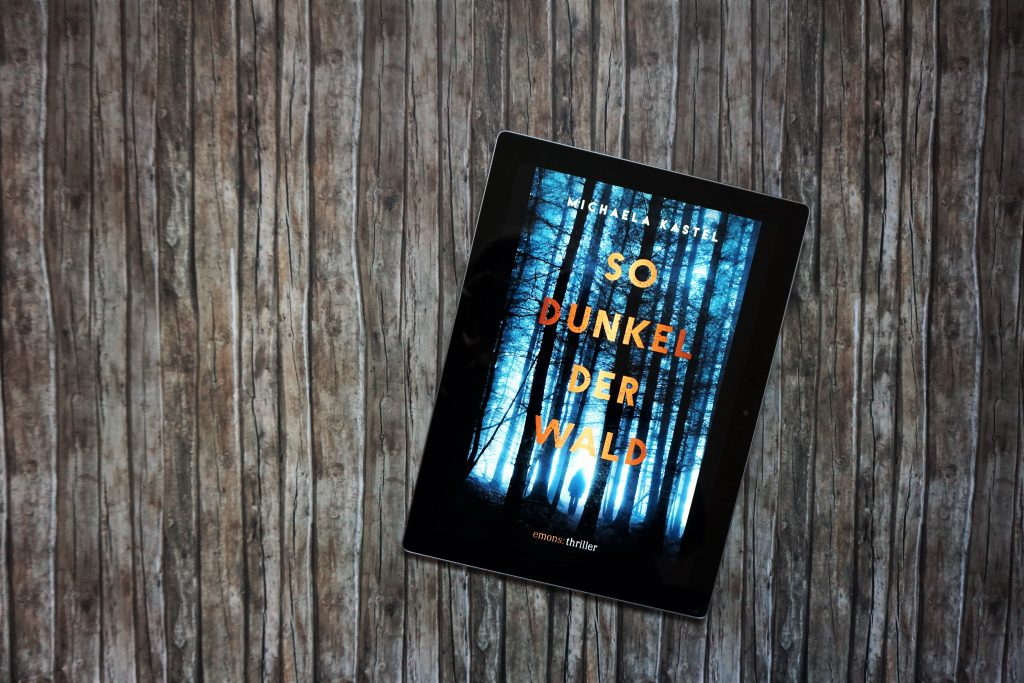 """Michaela Kastel: """"So dunkel der Wald"""""""
