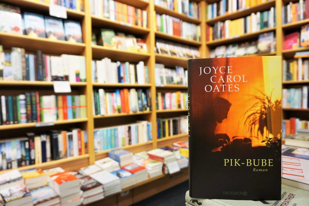 "Joyce Carol Oates: ""Pik-Bube"""
