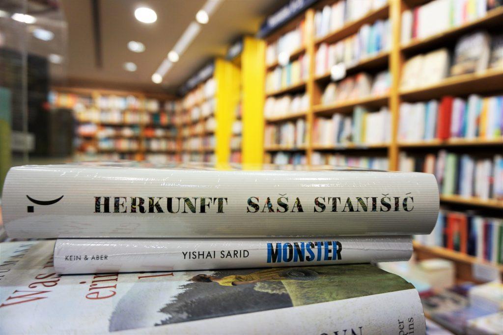 Das Literarische Quartett: Die Bücher der Sendung am 12. April 2019